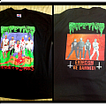 Impetigo og vintage horror of the zombies shirt