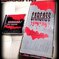 Carcass the peel sessions longbox Tape / Vinyl / CD / Recording etc
