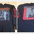 ENTOMBED 1991 tour long sleeve no tour dates on the sleeve TShirt or Longsleeve