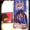SLAYER decade of agressions longbox Tape / Vinyl / CD / Recording etc