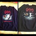 Obituary COD sweat shirt amazing catch
