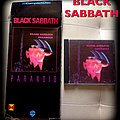 BLACK SABBATH paranoid longbox  Tape / Vinyl / CD / Recording etc