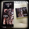 Asphyx crush the cenotaph longbox Tape / Vinyl / CD / Recording etc