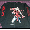 cannibal corpse eaten back to life long sleeve tour dates on sleeve  TShirt or Longsleeve