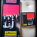 Kreator extreme aggressions longbox  Tape / Vinyl / CD / Recording etc