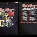 GOREFEST false tour  TShirt or Longsleeve