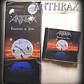 ANTHRAX persistence of time Longbox  Tape / Vinyl / CD / Recording etc