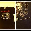 Fuck the system OG vintage shirt THE EXPLOITED