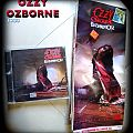 OZZY Osborne longbox  Tape / Vinyl / CD / Recording etc