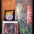 GRAVE Into The Grave Longbox Tape / Vinyl / CD / Recording etc