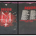 Deicide - TShirt or Longsleeve - DEICIDE legion 92/93 tour shirt