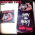 Show no mercy LONG BOX  SLAYER Duuuudes Tape / Vinyl / CD / Recording etc