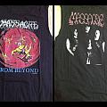 Massacre from beyond sleevless shirt