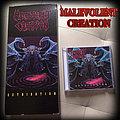 Malevolent creation RETRIBUTION longbox  Tape / Vinyl / CD / Recording etc