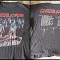 CANNIBAL CORPSE  us butchered tour 1992 TShirt or Longsleeve