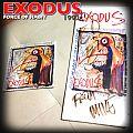 EXODUS Force of Habit Longbox SEALED!!!!!!!!
