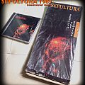 sepultura beneath the remains longbox 1989 Tape / Vinyl / CD / Recording etc