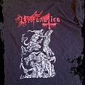 PROFANATICA killer desing shirt, time to blasphemy