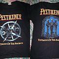 Classic pestilence testimony of ancients shirt og and vintage