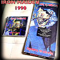 Iron maiden no prayer for the dying 1990 Tape / Vinyl / CD / Recording etc