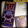 PESTILENCE Testimony Of Ancients Longbox Other Collectable