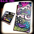 O.L.D. Lo flux tube longbox 1991