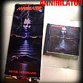 ANNIHILATOR never neverland longbox Tape / Vinyl / CD / Recording etc
