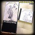 METALLICA and justice for all Longbox  Tape / Vinyl / CD / Recording etc