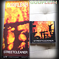 GODFLESH Streetcleaner Longbox Tape / Vinyl / CD / Recording etc