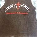 Satan - TShirt or Longsleeve - SATAN muscle shirt, Suspended sentence Tour 1987