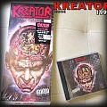 Kreator - Tape / Vinyl / CD / Recording etc - KREATOR coma of souls longbox 1990