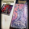 Malevolent creation the Ten Commandments longbox 1991 Tape / Vinyl / CD / Recording etc