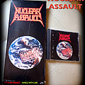 Nucleas Assault Handle With Care Longbox Tape / Vinyl / CD / Recording etc