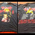 Dark Angel time does not heal european 1991 tour TShirt or Longsleeve