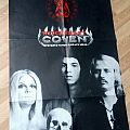 COVEN Witchcraft OG 1969 promo poster (big one)