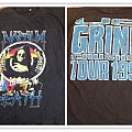 NAPALM DEATH grind crushers tour 1991 TShirt or Longsleeve