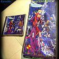 Cathedral forest of equilibrium longbox 1991 Tape / Vinyl / CD / Recording etc