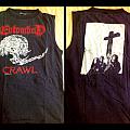 Entombed crawl no tour version TShirt or Longsleeve