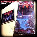 ENTOMBED Clandestine longbox 1992 Tape / Vinyl / CD / Recording etc