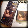 OZZY no more tears longbox Tape / Vinyl / CD / Recording etc