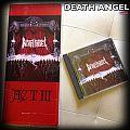 Death Angel - Tape / Vinyl / CD / Recording etc - DEATH ANGEL act III Longbox