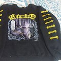 Entombed - TShirt or Longsleeve - ENOMBED LHP sweater by earache 1990