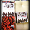 ANTHRAX longbox Tape / Vinyl / CD / Recording etc