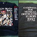 Napalm Death - TShirt or Longsleeve - Napalm Death long sleeve 1992