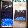 TESTAMENT the new order  longbox Tape / Vinyl / CD / Recording etc