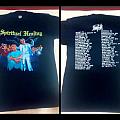DEATH original spiritual healing US tour tee  TShirt or Longsleeve