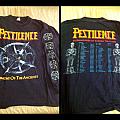 Pestilence eupean tour long sleeve TShirt or Longsleeve