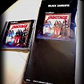 Black sabbath sabotage longbox 1975 Tape / Vinyl / CD / Recording etc