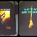 Flotesam & Jetsam no pleca for disgrace shirt