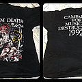 Vintage napalm death 92 tour TShirt or Longsleeve